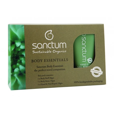 BODY ESSENTIALS 3x30g
